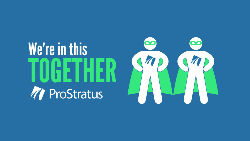 StepUp Ohio campaign at ProStratus, managed security service provider